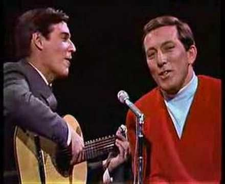 Tom & Andy Willians - The Girl From Ipanema