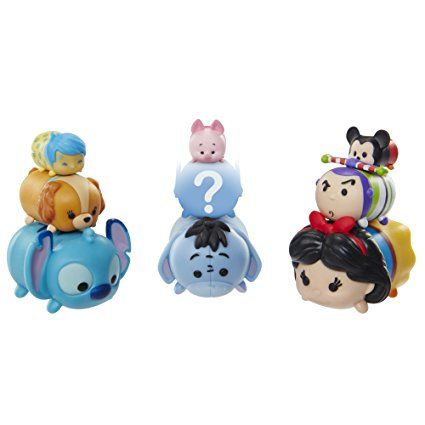 Disney Tsum Tsum 00220-CAN Pretend-Play-Toy-Products