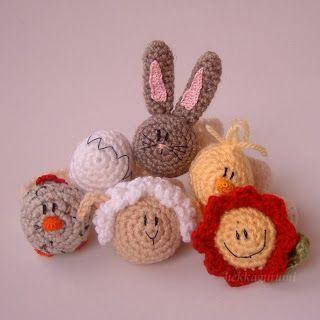 hekkagurumi: 2011-01 - amigurumi, horgolt babák, bubák