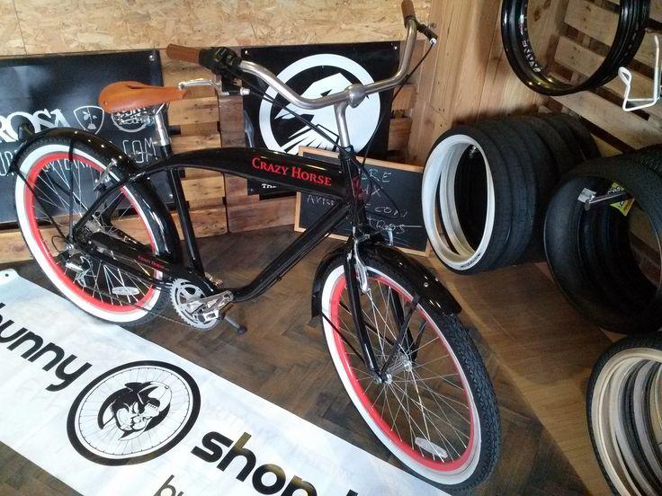 bicicletas fixie -expetos en bicicletas urbanas fixed - BunnyShop BMX la tienda de BMX de Madrid