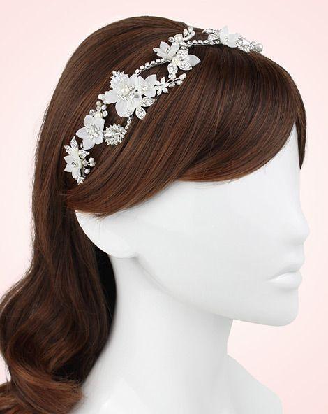 Кейт Ketzal - Свадебные украшения, Свадебные украшения, Свадебные аксессуары, Свадебные аксессуары для волос и Bridesmaids украшение - Свадебные аксессуары для волос