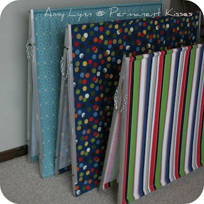 Play Tents - fold flat for storage. I LOVE THIS! Estee would have so much fun