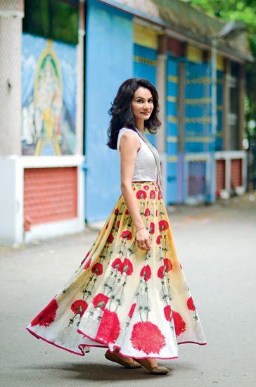 #Vogue #India
