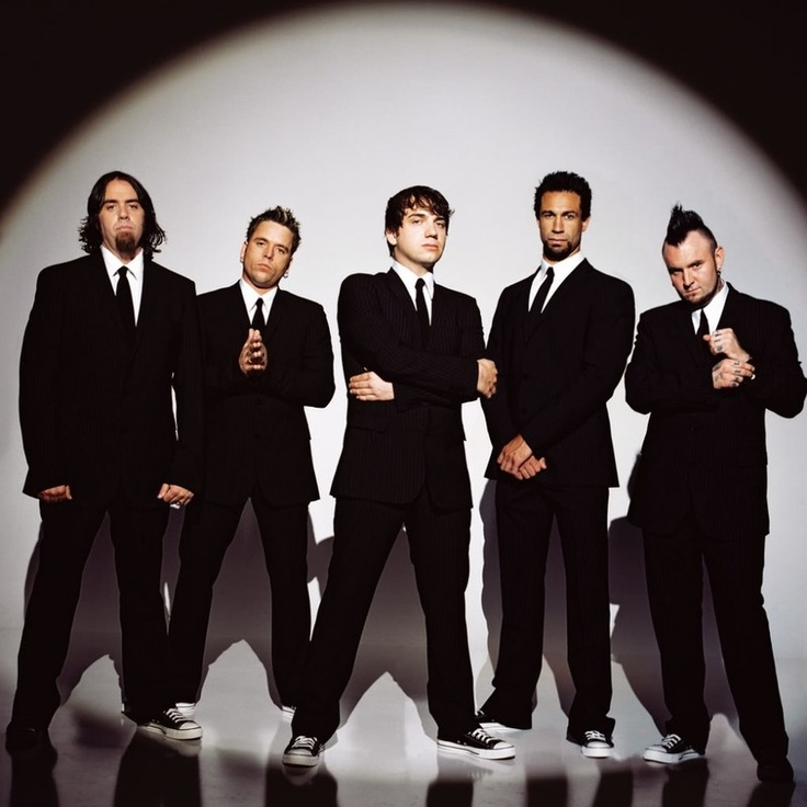 There is a crazy story behind this concert. I saw the Bloodhound Gang backstage at the five points music hall.