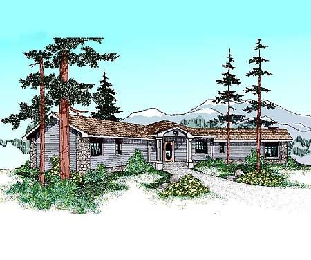 109 best Mountain house images on Pinterest House floor plans