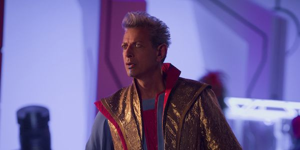 We Asked Jeff Goldblum About The History Of The Grandmaster And Got A Great Answer #FansnStars