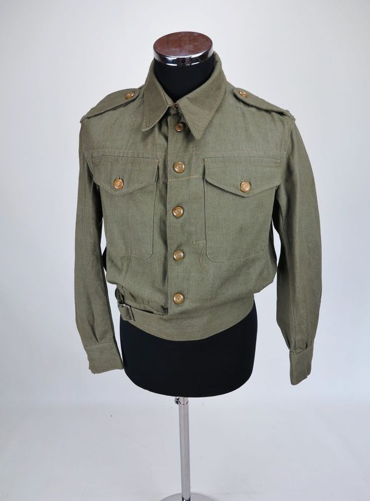 mint british battledress ww2 denim 1940 u0026 39 s jacket denim ww2