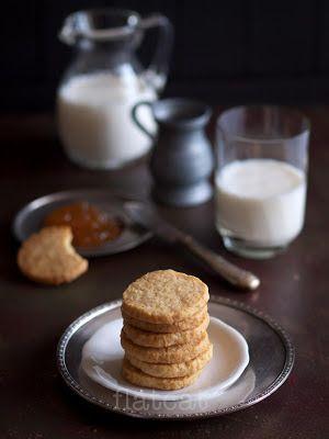 Keksz Blog: Citromos mandulás keksz