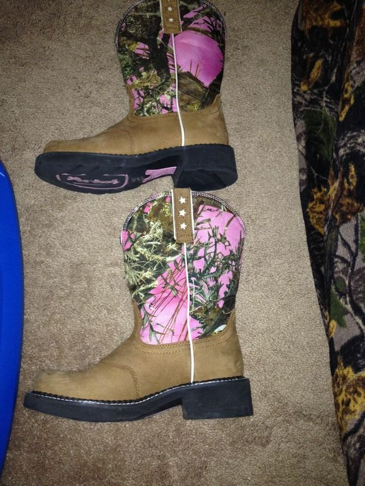 Boots! on Pinterest | Country Girl Boots, Cowgirl Boots and Camo ...
