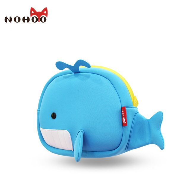 Buy now NOHOO Whale Mini Crossbody Bag Waterproof Neoprene Shoulder Bags For Girls Boys School Messenger Bags For Kids just only $13.49 with free shipping worldwide  #crossbodybagsformen Plese click on picture to see our special price for you