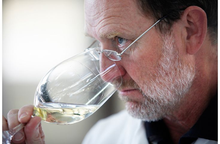 Iain Riggs - Winemaker & local mentor #winecountry