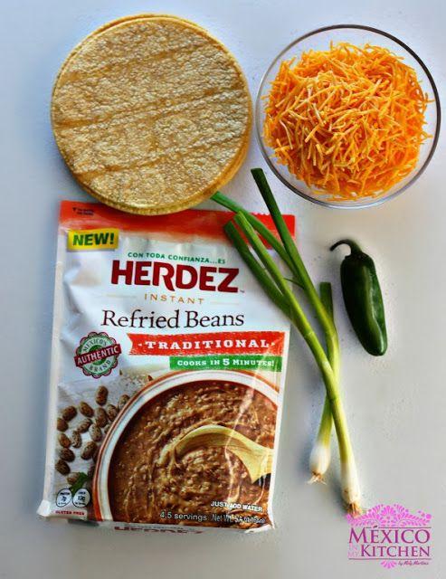 Mexican Nacho recipe  | Ingredients