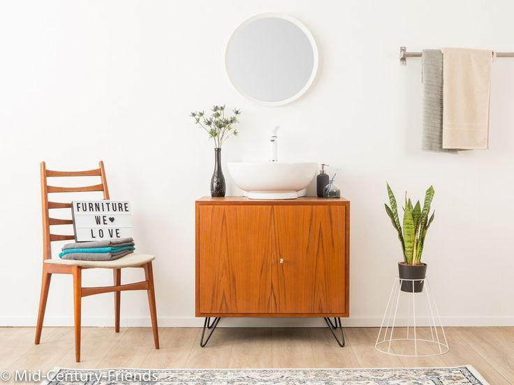 998 besten mid century interior Bilder auf Pinterest | Mitte des ... | {Waschtisch vintage 47}