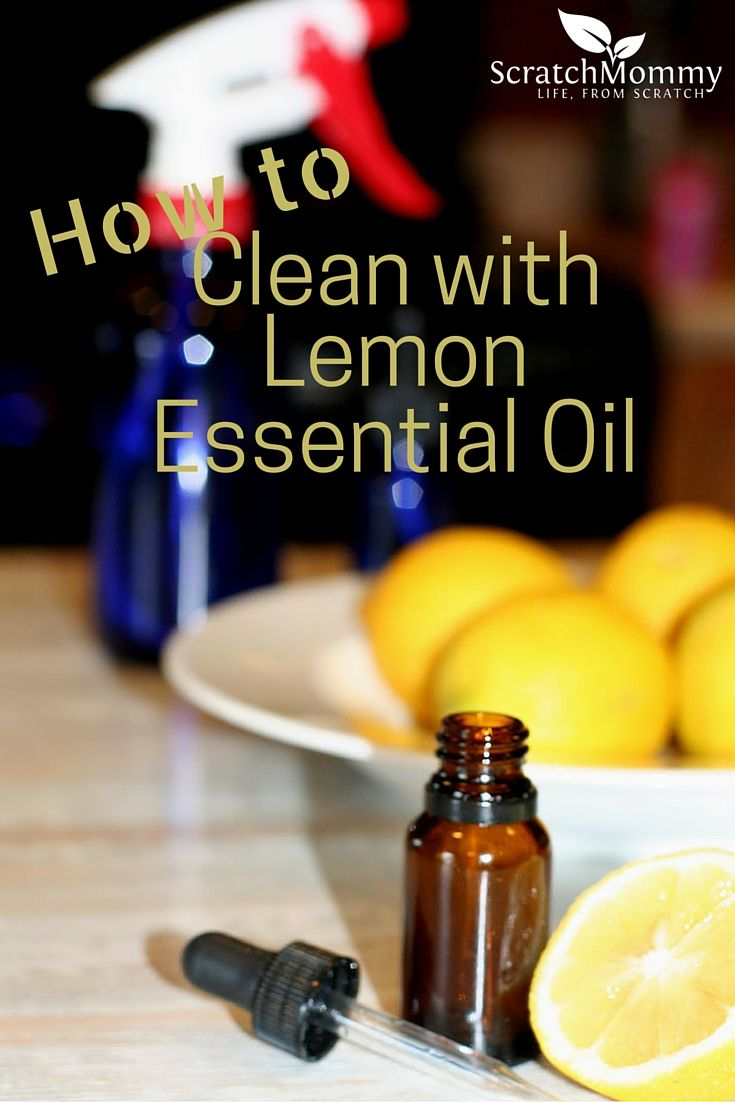 10 sparkling ways to clean with lemon essential oil essential oils the o 39 jays and cleanses. Black Bedroom Furniture Sets. Home Design Ideas
