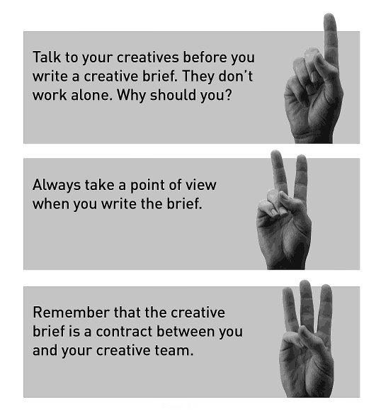 Creative Brief Pointers