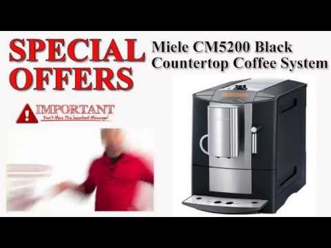 [US/UK] Miele CM5200 Black Countertop Coffee System - BEST Brewer Machine with BEST OFFERS/BUY/PRICE  #mielecm5200countertopcoffeesystem #mielecoffeemaker #miele #coffeemaker #countertopcoffeesystem