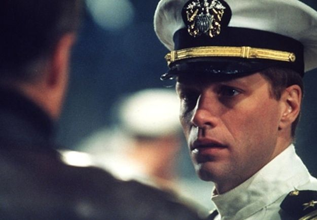 "Lieutenant Pete Emmett in 2000's ""U-571"" 