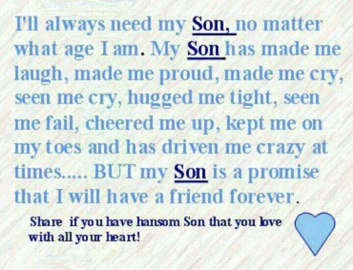 My Son Quotes Quote Family Quote Family Quotes Son Quotes