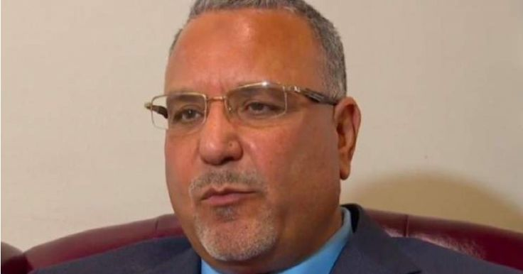 "Gun-registry-loving Obama Security Advisor Refused to do his Duty. ""A Muslim doesn't Record another Muslim"" said Gamal Abdel-Hafiz (pictured above). Cairo Born Hafiz was an FBI Agent and is Now a Homeland Security Advisor to President Obama."