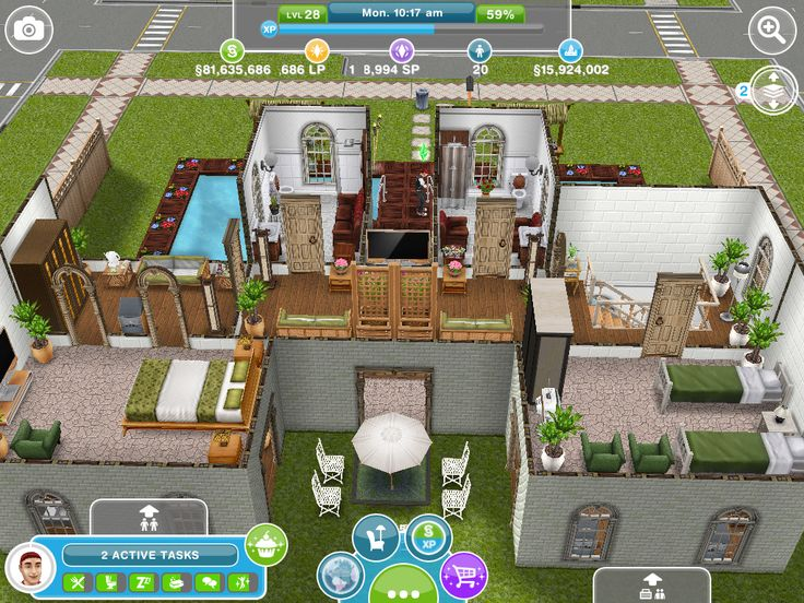12 best images about sims freeplay home design on pinterest the secret house interiors and - Sims freeplay designer home ...