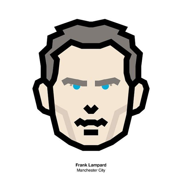 #franklampard #lampard #EPL #chelsea #manchester #manchestercity #legend #jeansk #faceicon
