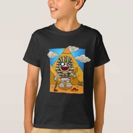 Egyptian Kids T-Shirt - tap to personalize and get Yours.