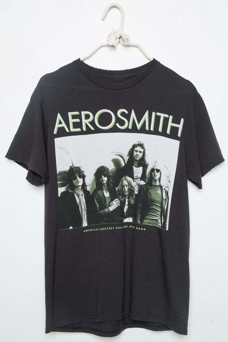 Brandy ♥ Melville   Aerosmith Tee - Graphics