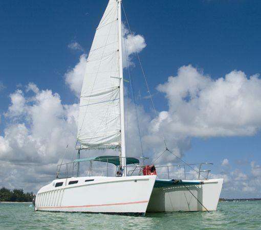 Catamaran Sailing in Punta Cana!