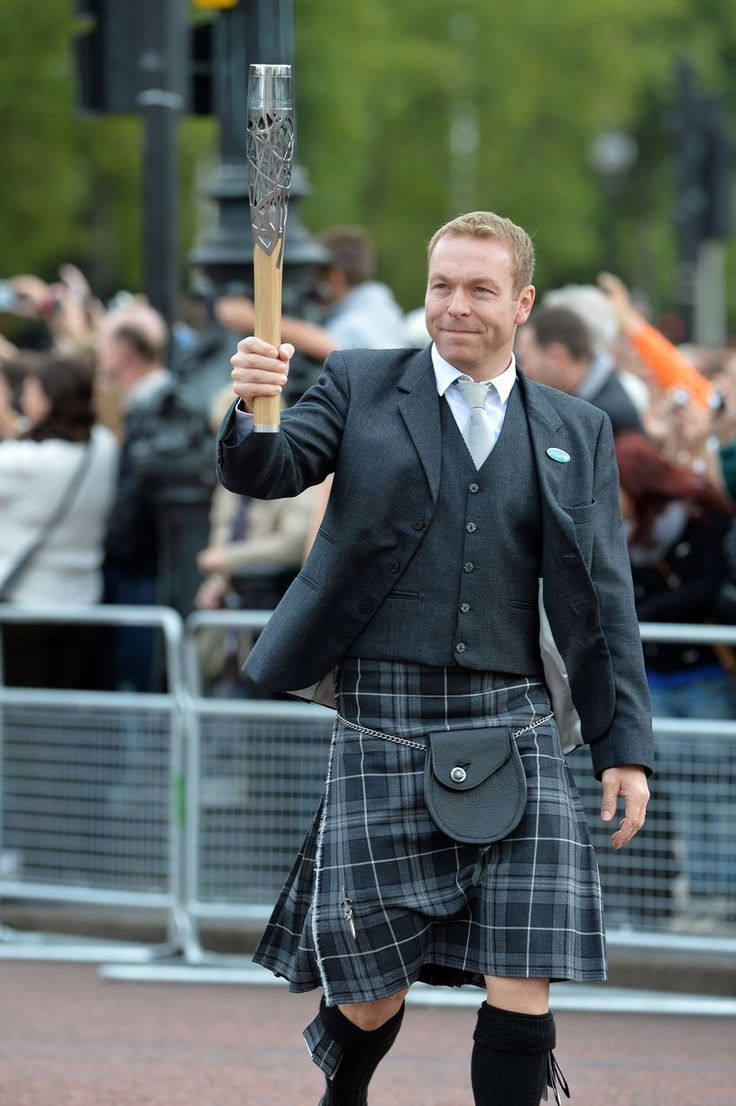 IS there much better than a man in a kilt? Our gallery shows you some of the world's biggest names kilted out, with some surprising faces thrown into the mix.