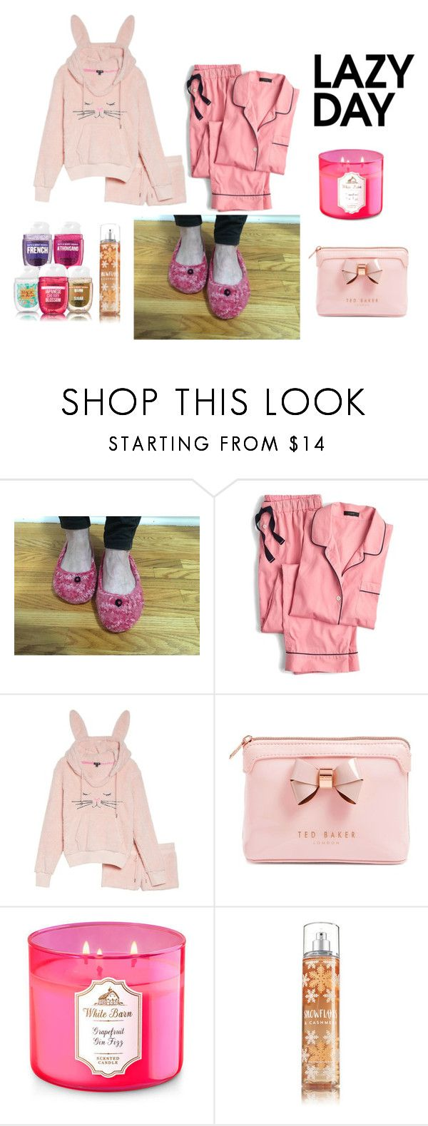 Knitted & Felted Wool Slippers,Ladies/Teen, Knitted Pink Slippers by bamasbabes on Polyvore featuring Cozy Zoe, J.Crew and Ted Baker