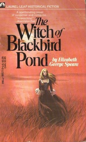 WitchBlackbird3 Top 100 Childrens Novels #36: The Witch of Blackbird Pond by Elizabeth George Speare