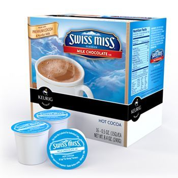 Keurig K-Cup Portion Pack Swiss Miss Hot Cocoa - 16-pk.