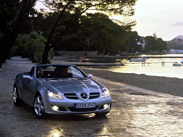 mercedes benz slk 200 desktop