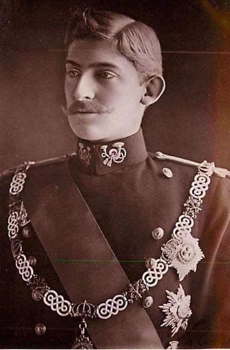 Ferdinand 1er roi de Roumanie