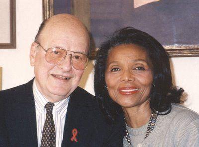 Werner Klemperer - Werner with wife Kim
