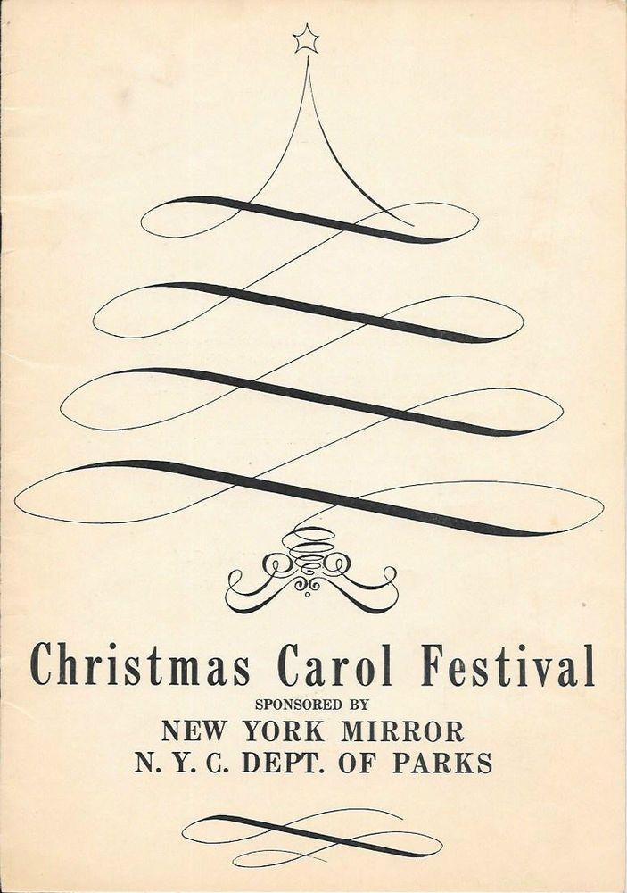 christmas carols nyc church