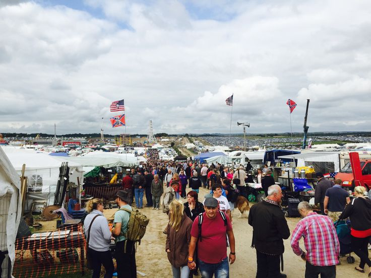 Great Dorset Steam Fair + Auto Jumble = Happiest Place on Earth (sorry Disneyland maybe you should have more beer and cider tents)