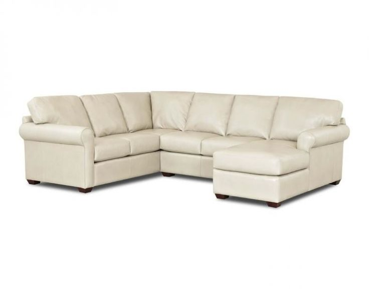 The Pandora Leather Sectional