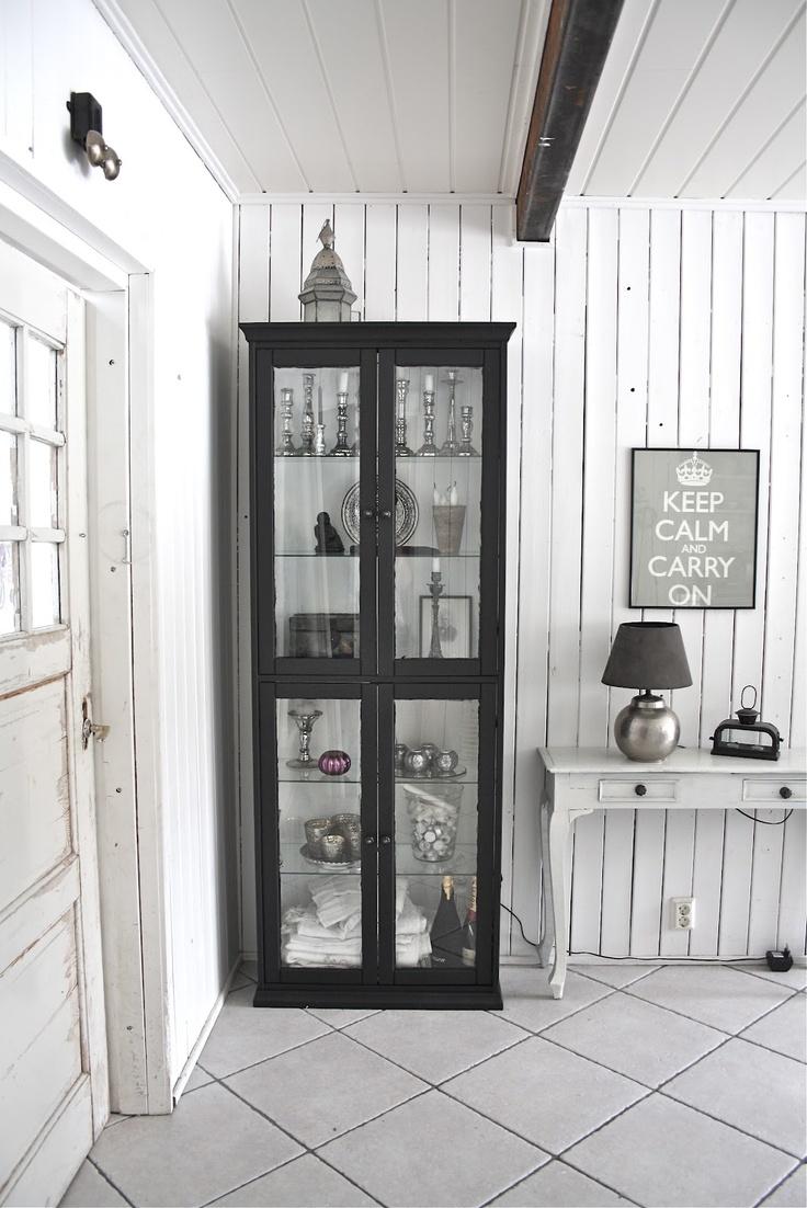 Black and White interiors #decor #interiors