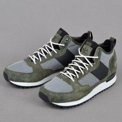 Botas Adidas Military Trail Runner hombre