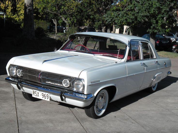Classic Holden Cars | 1966 HR Holden Sedan – Manual