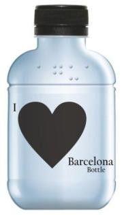 Barcelona spring water è una bottiglia personalizzata di acqua minerale naturale. La bottiglie è in PET. Per maggiori informazioni: http://bestpromotion.it/index.php/acqua-e-bevande/acqua-personalizzata/barcelona-spring-25cl.html