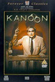 Kanoon 1960 Full Movie Free Download. A lawyer holds the eyewitness evidence to catch a killer, but the identified criminal is the lawyer's own mentor, prospective father-in-law, and also the judge who presides over the case.