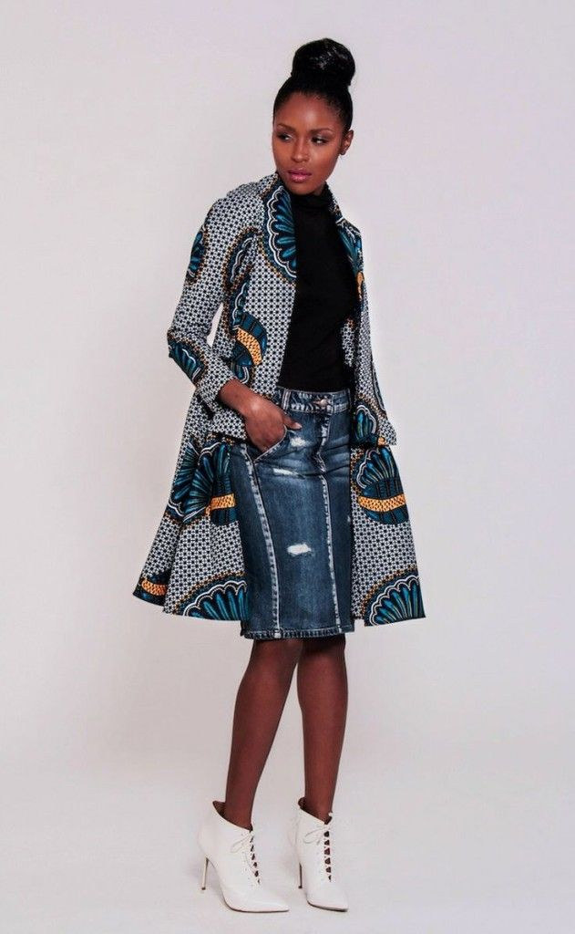 25  best Ankara Jackets trending ideas on Pinterest | Ankara ...