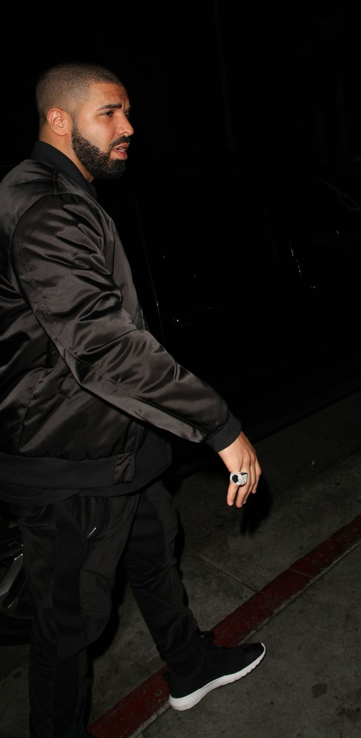 Drake at The Nice Guy Nightclub, West Hollywood - October 11.