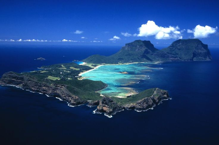 Capella Lodge, Lord Howe Island, Australia, A Bird's Eye View of Spectacular Places | National Geographic Lodges