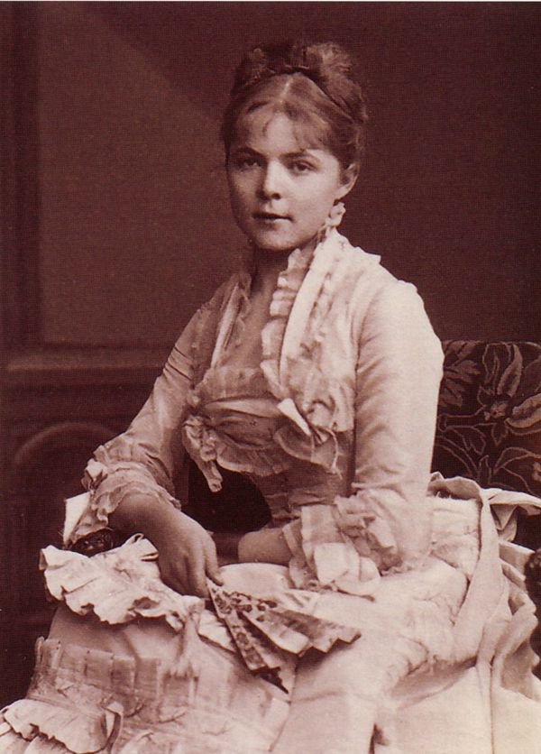 11/11- Happy Birthday, Marie Bashkirtseff, Russian painter, sculptor, diarist, 1858-1884.