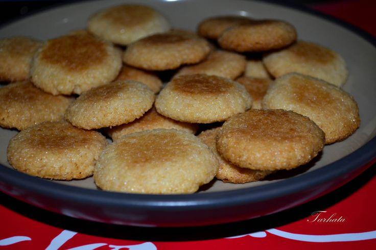 i baked coco macaroons! yummy