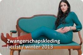 Fragile zwangerschapskleding herfst/winter 2013