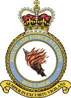 Station: RAF Boulmer, Alnwick, Northumberland, NE66 3JF